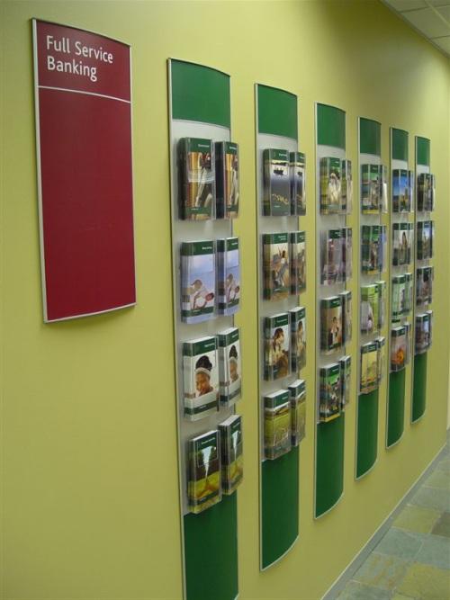 Информационных стенды дизайн